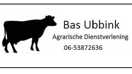 Bas Ubbink blauw wit sponsor